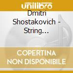 String quartets vol.3 cd musicale di SHOSTAKOVICH