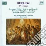 Ouvertures da benvenuto cellini, beatric cd musicale di Hector Berlioz