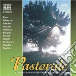 Pastorale - brani di bizet, telemann, sc cd musicale