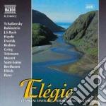Elegie - brani di ciaikovski, rubinstein cd musicale