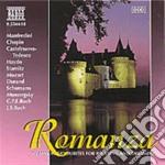Romanza - Brani Di Manfredini, Chopin, Castelnuovo Tedesco, Haydn, Stamitz, Moza cd musicale