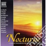 Nocturne - brani di bach, chopin, vivald cd musicale