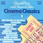 Cinema Classics #03 cd musicale