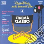 Cinema classics vol.4 cd musicale