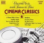 Cinema classics vol.6 cd musicale