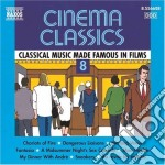 Cinema classics vol.8 cd musicale