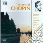 The best of: ballata n. 3, mazurka n.23, cd musicale di Fryderyk Chopin