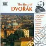 The best of: carnival overture, humoresq cd musicale di Antonin Dvorak