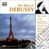 The best of: clair de lune, la mer, la f cd