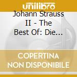 Strauss j. ii-the best of-art. vari cd musicale di ARTISTI VARI