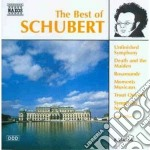 The best of: sinfonie nn.5,8, rosamunde, cd musicale di Franz Schubert
