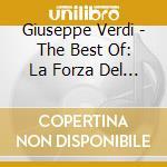 Verdi-the best of-artisti vari cd musicale di ARTISTI VARI