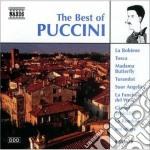 Puccini  - The Best Of: Estratti Da La Boheme, Tosca, Madama Butterfly, Turandot... cd musicale di ARTISTI VARI