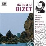 Bizet Georges - The Best Of: Carmen, L'arlesienne, Sinfonia In Do, I Pescatori Di Perle, Jeux D' cd musicale di George Bizet