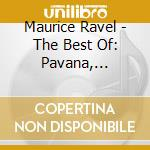 Ravel-the best of-artisti vari cd musicale di ARTISTI VARI