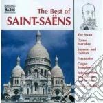 The best of: il cigno, danse macabre, sa cd musicale di Camille Saint-saËns