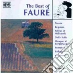 The best of faure' cd musicale di FAURE'