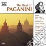 The best of: concerti x vl, centone di s cd musicale di Niccolo' Paganini