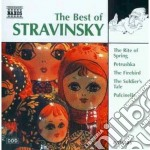 The best of: estratti da pulcinella, l'u cd musicale di Igor Stravinsky