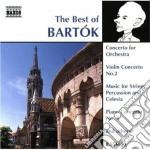 The best of bartok cd musicale di BARTOK