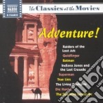Classics At The Movies - Adventure cd musicale