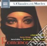 Romance: camera con vista, cd musicale