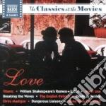 Love: titanic, il paziente inglese, le r cd musicale
