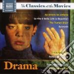 Drama: la vita e' bella, schindler's lis cd musicale