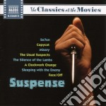 Classics At The Movies - Suspence cd musicale