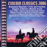 Cinema classics 2006 cd musicale