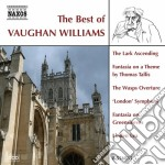 The best of cd musicale di Vaughan williams ral