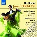The best of josef strauss cd musicale di Strauss