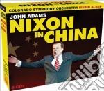 NIXON IN CHINA                            cd musicale di John Adams