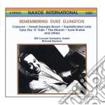Duke Ellington - Remembering cd musicale di Duke Ellington