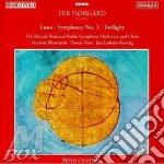 Per Norgard - Luna, Sinfonia N.3, Twilight cd musicale di Per NØrgard