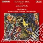Ivar Frounberg - What Did The Sirens Sing, As Ulysses Sailed By? cd musicale di FROUNBERG