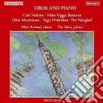 Musica per oboe e piano cd musicale di Miscellanee