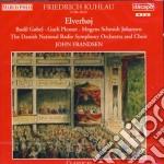 La collina dell'elfo (musiche di scena o cd musicale di Friedrich Kuhlau