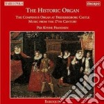 The historic organ frederiksborg castle cd musicale