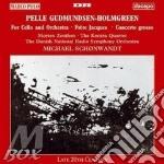 Opere per violoncello e orchestra cd musicale di GUDMUNSEN-HOLMGREEN