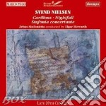 Carillons, sinfonia concertante cd musicale