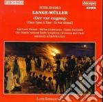 Lange-muller Peter Erasmus - Once Upon A Time cd musicale