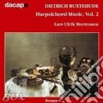 Opere x clav (integrale) vol.2: aria bux cd musicale di Dietrich Buxtehude