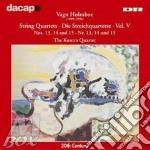 Quartetti x archi (integrale) vol.5: qua cd musicale di Vagn Holmboe