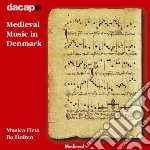 Medieaval music in denmark cd musicale di Miscellanee