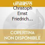 Sonata per piano nn.5-8 cd musicale di Weyse christoph e.f.