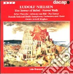 The tower of babel - forest walk cd musicale di Ludolf Nielsen