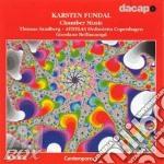 Musica da camera cd musicale di Karsten Fundal