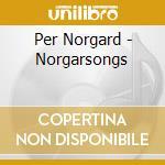 Lieder cd musicale di Per NØrgard