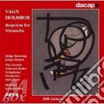 Requiem for nietzsche cd musicale di Vagn Holmboe